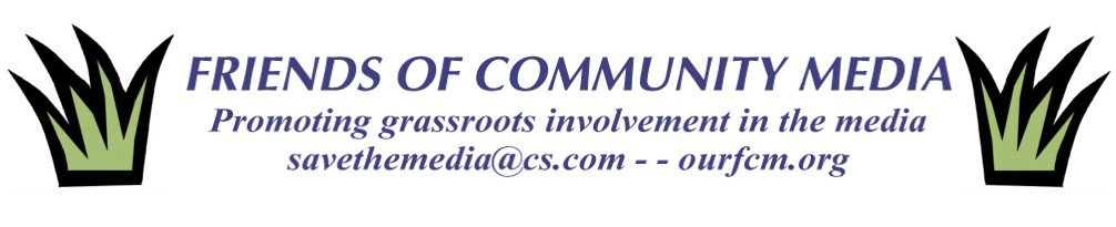 Friends of Community Media