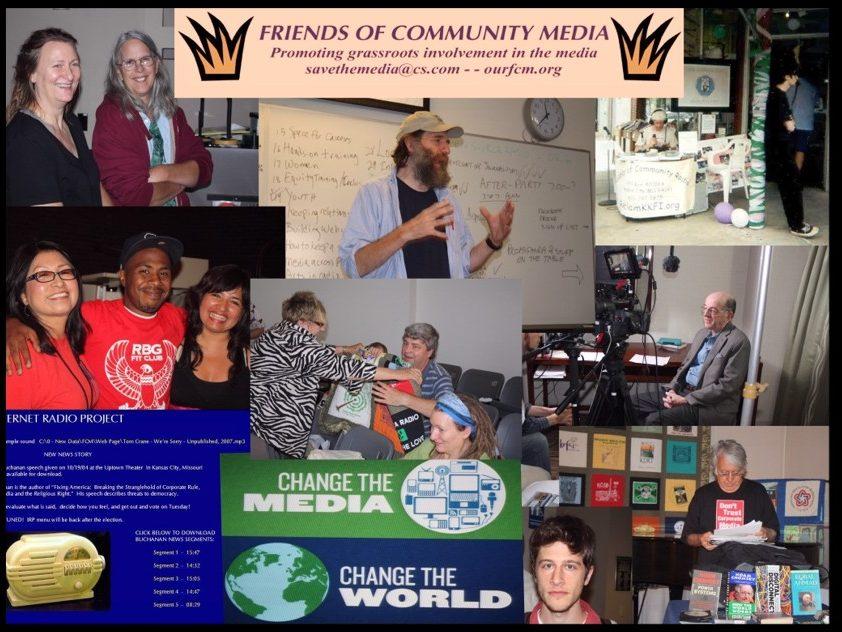 Friends of Community Media